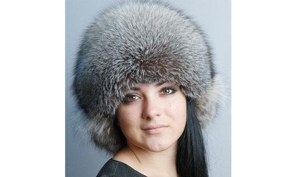 Подарок недели: теплая шапка из чернобурки