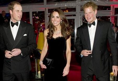 Больше всех появления звездного наследника ждет принц Гарри