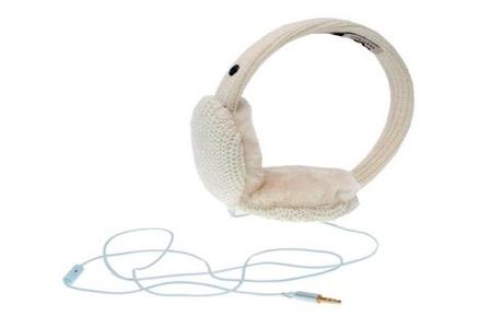 Подарок недели для беременной: пушистые музыкальные наушники
