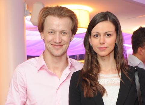 Известные артисты балета Денис и Анастасия Матвиенко стали родителями
