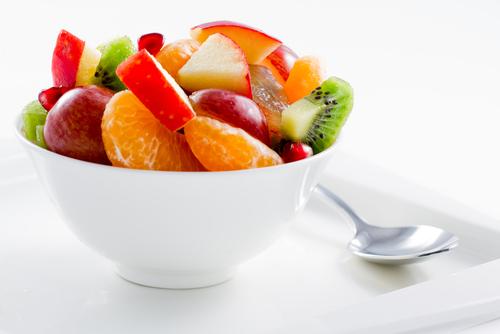 Налегай на овощи и фрукты