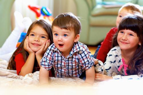 Зависимость ребенка от мультиков: что предпринять?