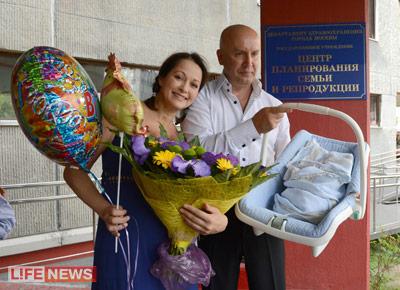 Ольга Кабо в свои 45 опять беременная?