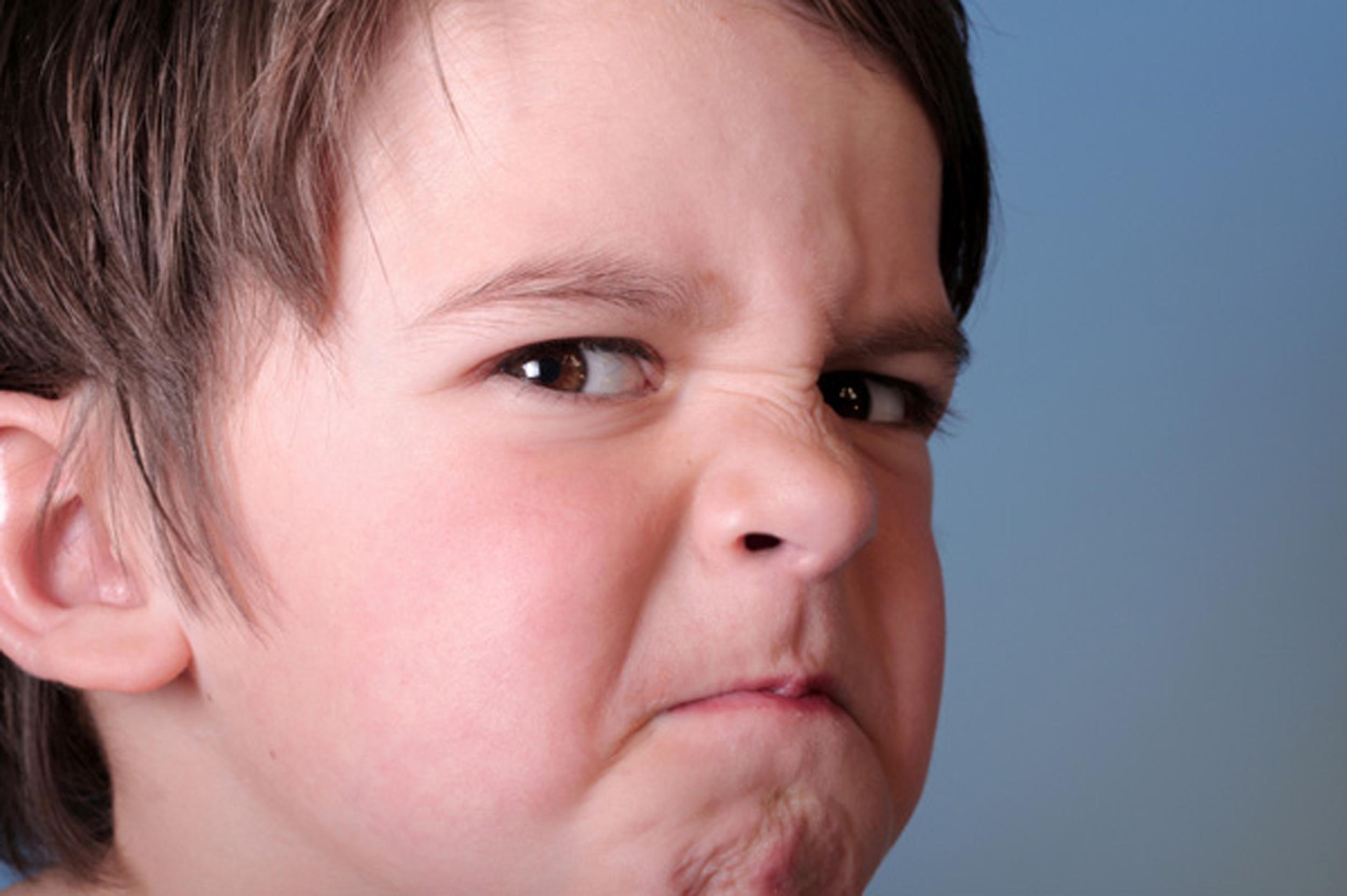 Агрессивность у детей
