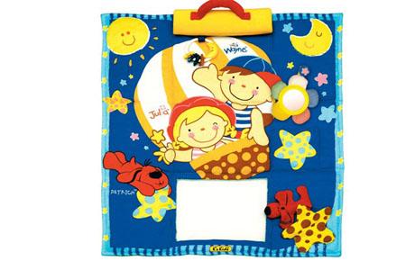 Развивающий коврик-сумка K's Kids – около 200 грн.