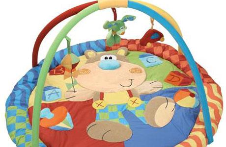 Развивающий коврик Playgro «Мишка»
