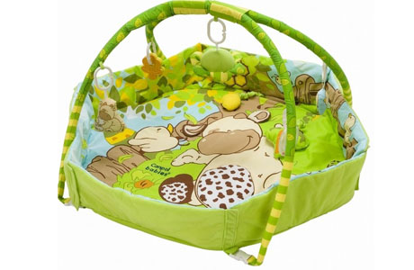 Развивающий коврик Canpol babies «Веселая ферма»