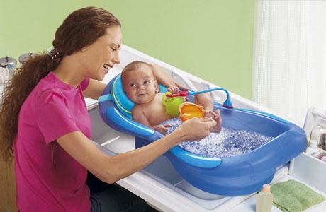 Классическая детская ванночка - самая популярная!