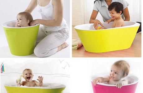 Сегодня можно найти на рынке ванночку разных форм и размеров!