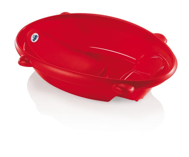 Детская ванночка Cam Bollicina Red