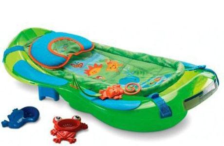 Детская ванночка Fisher Price Джунгли