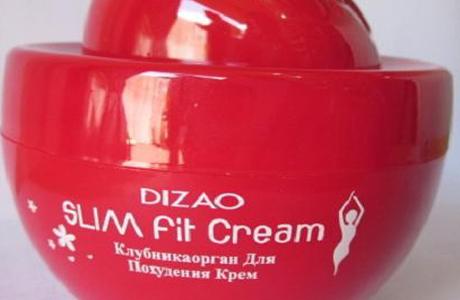 Крем для похудения антицеллюлитный DIZAO