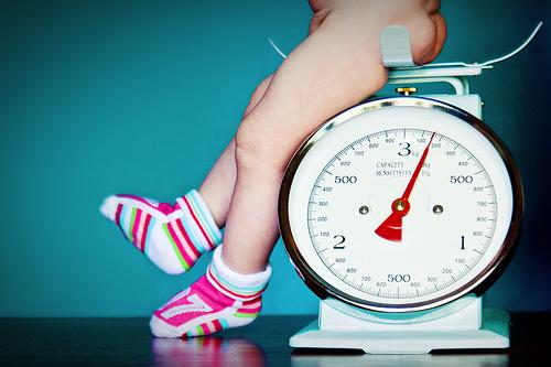 Сколько должен весить твой ребенок?