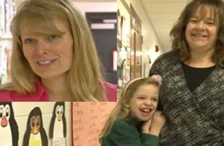 Учительница отдала почку … своей любимой ученице!
