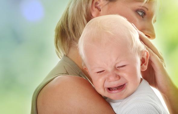 Каждая третья семья может распасться из-за плача малыша