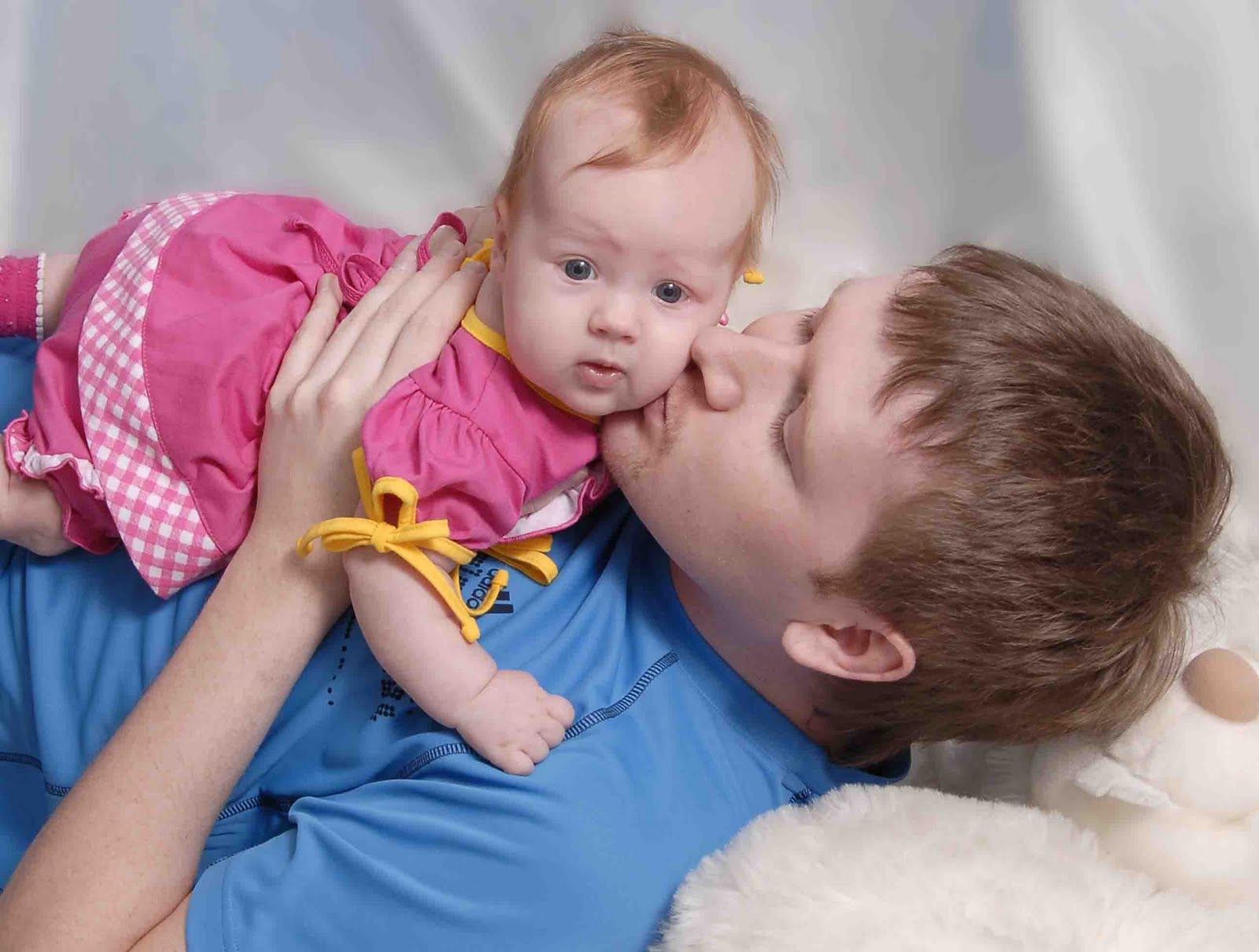 Что поможет превратить мужа в образцового отца?