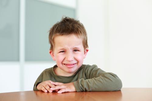 Если сын плачет