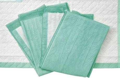 Главное требование к одноразовым пеленкам, как и к подгузникам – это их высокое качество