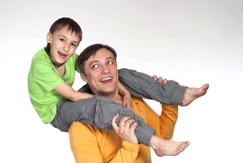 Во что папе поиграть с ребенком