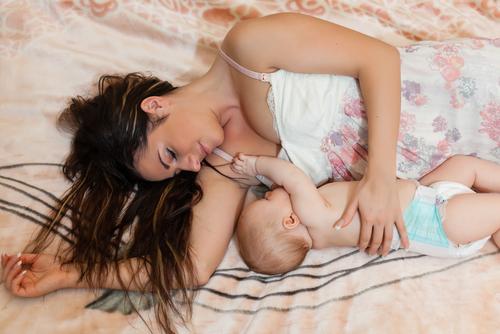 Контрацепция для кормящей мамы