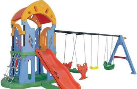 Детский спортивно-игровой комплекс Атлантис
