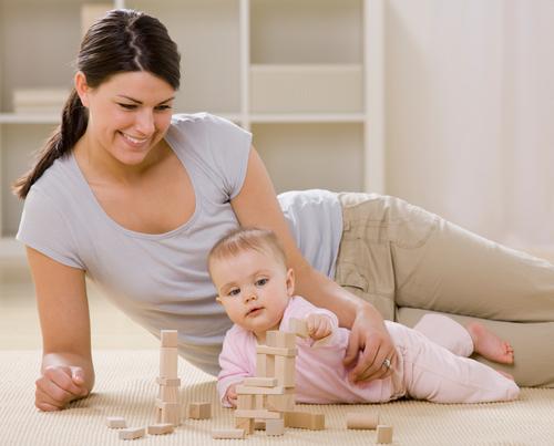 IQ ребенка зависит от веса матери