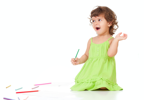 Ребенок думает медленнее взрослого