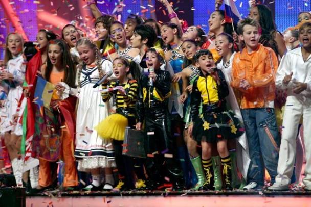 Начался отбор на «Детское Евровидение - 2013»