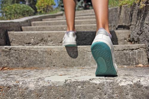 Ходи по лестнице пешком!