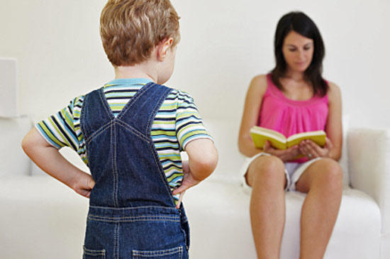 Ошибки в воспитании детей: родители - эгоисты