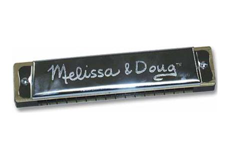 Губная гармошка Melissa&Doug