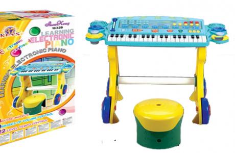 Пианино со стульчиком