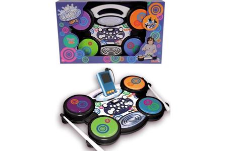 Музыкальная студия с электронными барабанами Simba