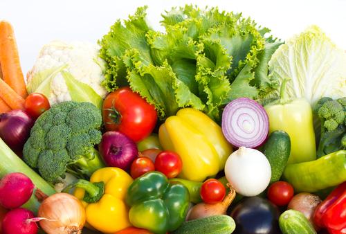 Овощи - эффективное средство для очищения организма