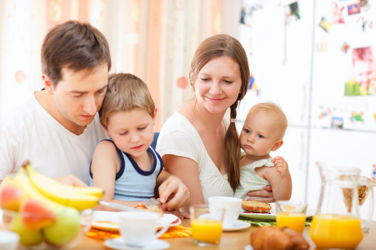 Правила поведения для родителей