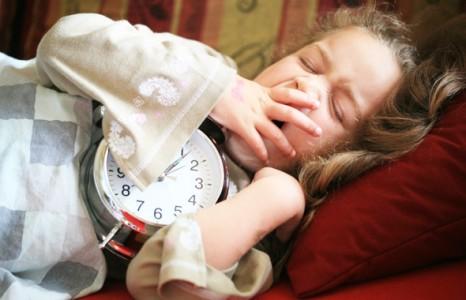 Из-за недосыпа у деток могут начаться проблемы с поведением