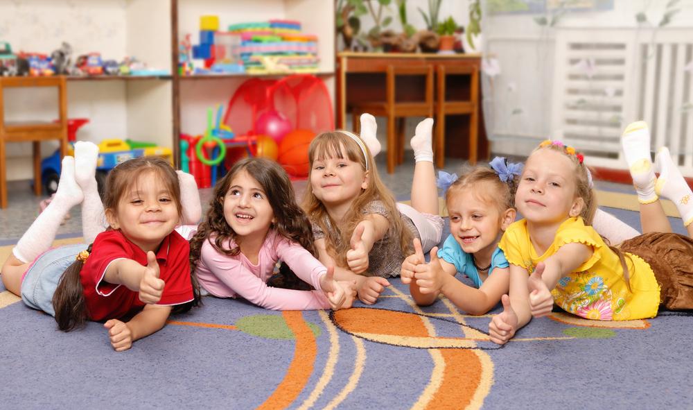 Записать ребенка в садик жители столицы могут в специальных центрах