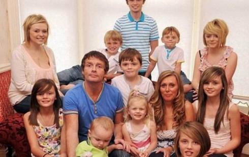Мать шестнадцати детей планирует новые пополнения