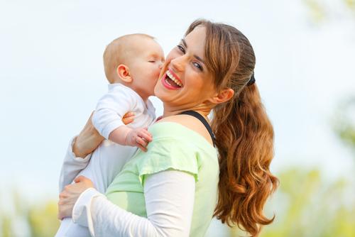 Ни с чем не сравнимая радость материнства