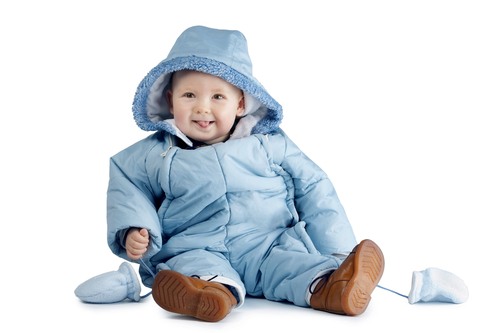 Как выбрать демисезонный комбинезон ребенку: 6 советов