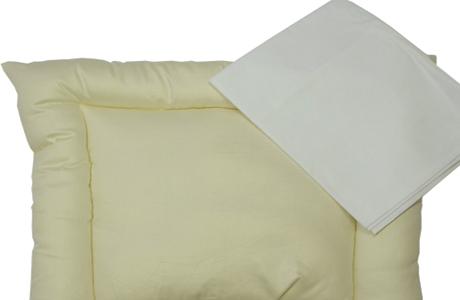 Обзор детских подушек, представленных на рынке Украины. Часть 3: подушка Billerbeck Малыш