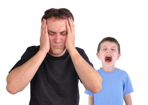 Нужно любить и терпеть ребенка, даже если он показывает неприязнь