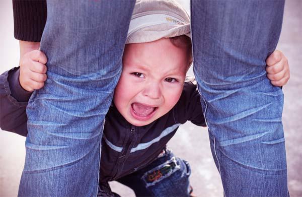Детская истерика: инструкция для родителей