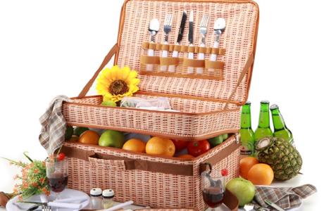 Подарок недели для беременной: набор для пикника
