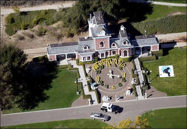 Дочка Майкла Джексона хочет отдать его поместье больным деткам