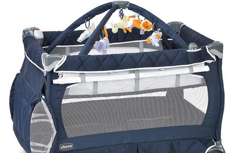 Манеж-кроватка Chicco Lullaby XL
