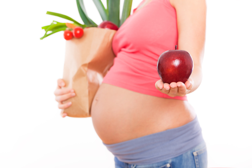 Какие продукты надо есть во время беременности для ребенка: топ-5 продуктов