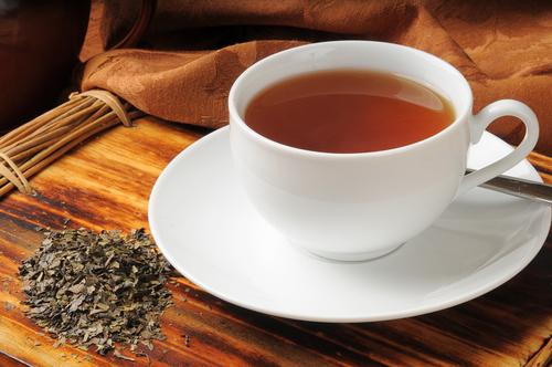 Исключи черный чай