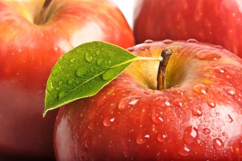 Добавь в рацион яблоки