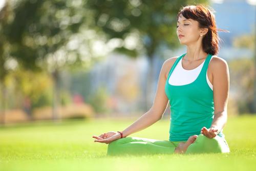 Благодаря медитациям женщины становятся счастливее